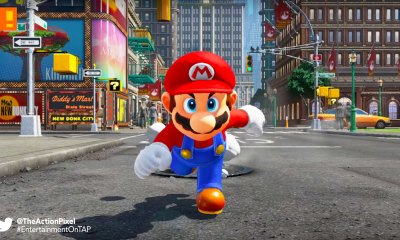 super mario ,odyssey,nintendo,switch, super mario odyssey, nintendo switch, the action pixel, mario, entertainment on tap, magic, mushroom kingdom,trailer,