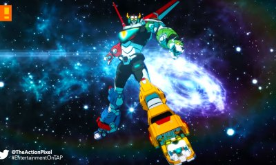 voltron, season 2, VOLTRON: LEGENDARY DEFENDER, THE ACTION PIXEL,ENTERTAINMENT ON TAP,