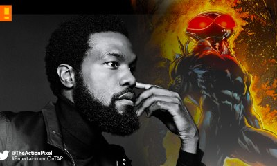 black manta,Yahya Abdul-Mateen II, dc ,dcu, dc comics, aquaman, james wan, the action pixel, casting, entertainment on tap,