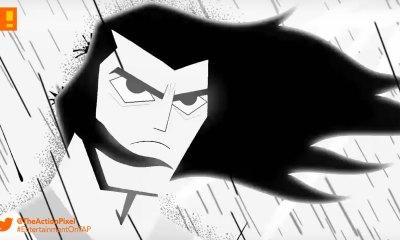 samurai jack, jack is back, cartoon network, the action pixel, adult swim,