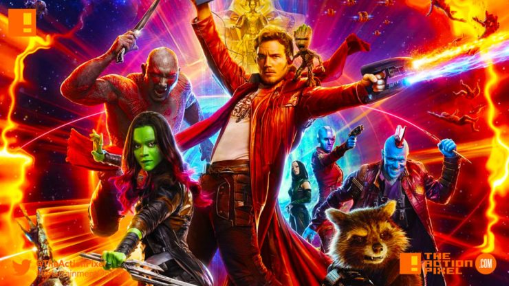 baby groot, starlord, gamora, drax, gotg, gotg vol. 2 , guardians of the galaxy, guardians of the galaxy vol. 2, entertainment on tap, marvel, marvel studios , marvel comics, teaser trailer, entertainment on tap, the action pixel, mantis,poster,trailer 3, jimmy kimmel
