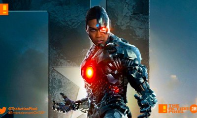 cyborg, banner, ray fisher, the action pixel, wb pictures, warner bros, warner bros. entertainment, the action pixel,