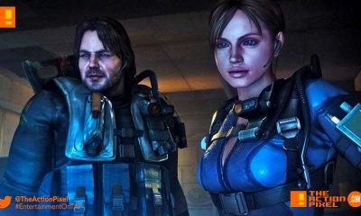 Resident Evil Revelations, resident evil: revelations, resident evil, revelations, the action pixel, entertainment on tap