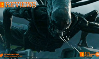 alien covenant, tap reviews, 20th century fox, the action pixel, entertainment on tap, ridley scott,movie review,film review