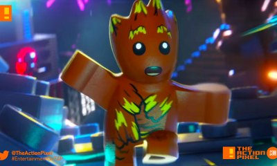 groot, lego marvel super heroes 2, teaser, trailer, marvel, lego, groot,gotg, guardians of the galaxy, doctor strange, entertainment on tap, the action pixel,