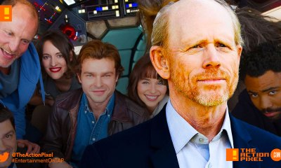 ron howard, han solo, a star wars story, alden ehrenreich, han solo, the action pixel, star wars, solo movie, han solo solo movie, a star wars story, entertainment on tap, donald glover,woody harrelson