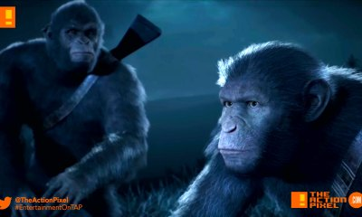 planet of the apes, last frontier, planet of the apes: last frontier, foxnext games, creative england, the imaginarium, the action pixel, trailer, entertainment on tap