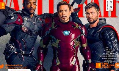 VANITY fair, AVENGERS, avengers: infinity war, infinity war, iron man, thor, iron-man, falcon, peter, guardians of the galaxy, doctor strange, black panther, spider man, spider-man, captain america, ant-man, wasp, hawkeye, war machine,