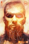 bill sienkiewicz, rick, variant cover, twd, the walking dead, 15th anniversary, image comics, the action pixel , entertainment on tap