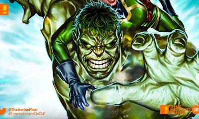 avengers, avengers: no surrender, the action pixel, marvel, marvel comics, entertainment on tap, rogue, quicksilver, thor, captain america, 684, the hulk, hulk