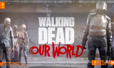 twd, our world, the walking dead, amc, the walking dead our world, the action pixel, entertainment on tap, next games, skybound,the walking dead, the walking dead: our world, twd our world, twd: our world, the action pixel, entertainment on tap,