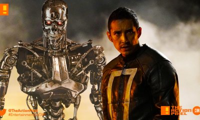 gabriel luna, the new terminator, terminator, arnold schwarzenegger ,the action pixel, entertainment on tap