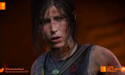 shadow of the tomb raider, square enix, lara croft, tomb raider, the action pixel, entertainment on tap, pyramids, eclipse, solar eclipse,eidos montreal, crystal dynamics