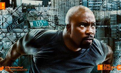 iron fist, luke cage, marvel, marvel entertainment, netflix, the defenders, defend, defenders, mike colter, iron fist, luke cage, luke cage season 2, season 2, photo, still, entertainment on tap, the action pixel,season 2, date announcement, release date,official trailer, black mariah,poster,