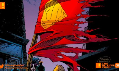 death of superman, superman, dc comics, warner bros. animation, warner bros., cape, the action pixel, entertainment on tap,