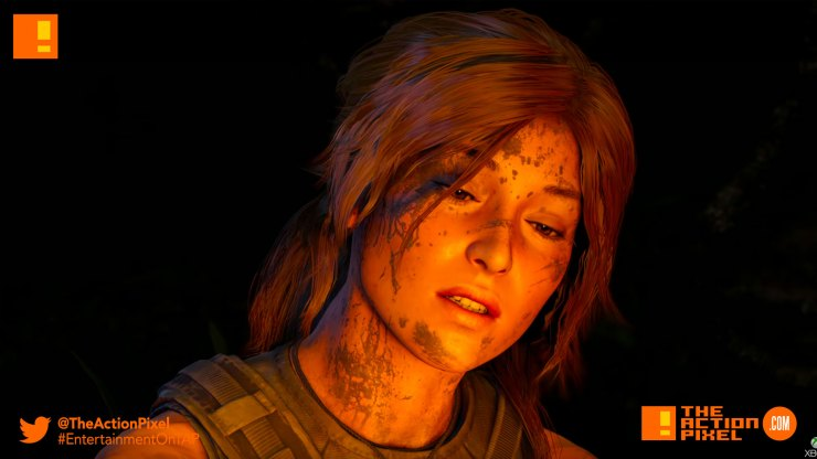 Shadow of the Tomb Raider ,Louder than Words, e3 expo 2018, e3, eidos montreal , crystal dynamics, lara croft, tomb raider, trailer, gameplay, gameplay trailer , the action pixel, entertainment on tap,