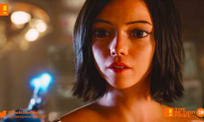 trailer, battle angel alita, manga, anime, lana condor, live action adaptation, x-men, jubilee,battle angel,alita: battle angel, james cameron, teaser ,trailer, 20th century fox, gunnm