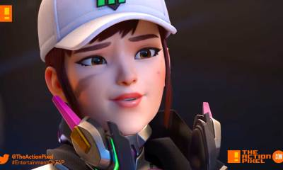 d.va, dva, overwatch, the action pixel, entertainment on tap,