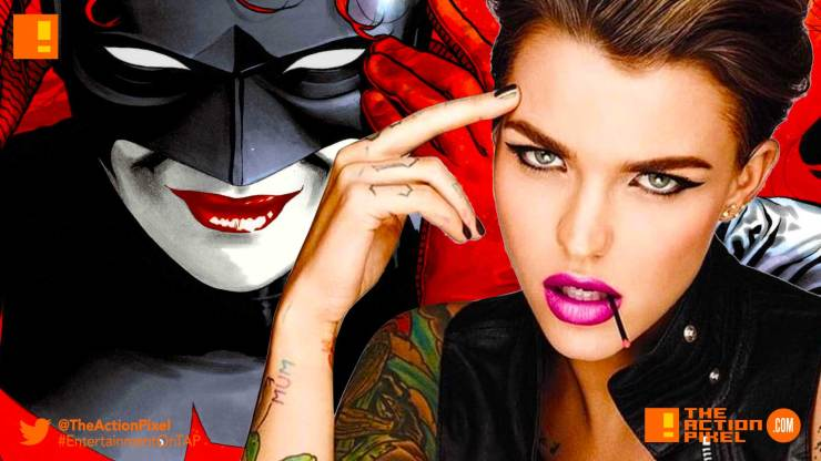 ruby rose, batwoman, batwoman, cw network, the cw network, dc comics, lesbian, entertainment on tap, the action pixel,, orange is the new black,