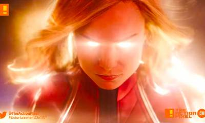 trailer, first trailer, captain marvel, brie larson, marvel,marvel comics,marvel entertainment, the action pixel,entertainment on tap, annette Bening, actor, captain marvel, brie larson, marvel,marvel comics,marvel entertainment, the action pixel,entertainment on tap, first look, entertainment weekly, skrull, mar-vell, jude law, nick fury,
