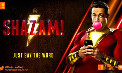 shazam!, entertainment weekly, ron cephas, mark strong, dr sivana, shazam!, shazam, captain marvel, dc comics, dc entertainment , entertainment on tap, the action pixel, shazam the wizard, wizard, casting, first look, billy batson, trailer,poster, just say the word