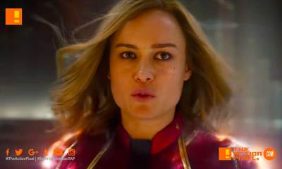 Marvel Studios, Captain Marvel, climb , tv spot, trailer, first trailer, captain marvel, brie larson, marvel,marvel comics,marvel entertainment, the action pixel,entertainment on tap, annette Bening, actor, captain marvel, brie larson, marvel,marvel comics,marvel entertainment, the action pixel,entertainment on tap, first look, entertainment weekly, skrull, mar-vell, jude law, nick fury, poster,