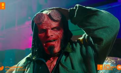 hellboy, trailer, hellboy, david harbour, hellboy, mike magnolia,the action pixel, entertainment on tap,hellboy, ed skrein, penelope mitchell, Major Ben Daimio, Ganeida, nimue, the blood queen, entertainment on tap, the action pixel, hellboy reboot, david harbour, hellboy, mike magnolia,the action pixel, entertainment on tap,poster, imax, imax poster,trailer, lionsgate movies