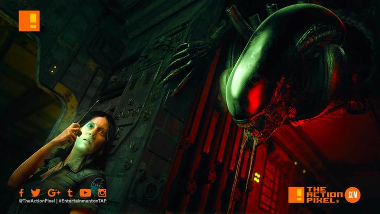 alien: blackout, alien blackout, alien anthology, fox next games, trailer, reveal trailer, xenomorph, alien isolation, alien: isolation