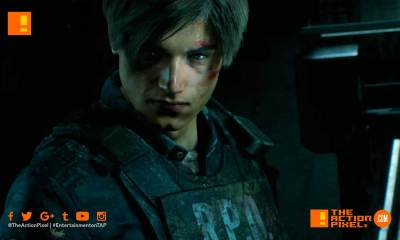 resident evil 2,resident evil, constantin film,t-virus,umbrella corps, featured, netflix, netflix tv series, resident evil netflix, capcom,biohazard, re2, resident evil 2 launch trailer