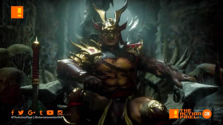 mortal kombat 11, gameplay reveal trailer, mortal kombat, mk11, raiden barakas,skarlet, netherrealm studios, the action pixel, featured, earthrealm, sub-zero, scorpion, shao khan