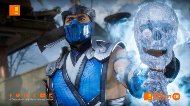 mortal kombat 11, gameplay reveal trailer, mortal kombat, mk11, raiden baraka,skarlet, netherrealm studios, the action pixel, featured, earthrealm, sub-zero, scorpion,