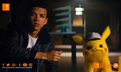 pokemon detective pikachu, pokémon,pokemon, pokémon detective pikachu, the action pixel, justice smith, entertainment on tap, warner bros. pictures, ryan reynolds,