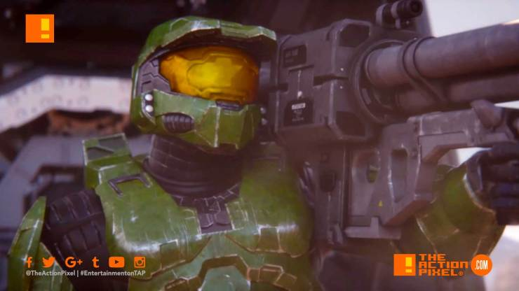 halo: the master chief collection, pc, entertainment on tap, featured, pc and stream, stream, master chief, halo, xbox, bungie, the action pixel
