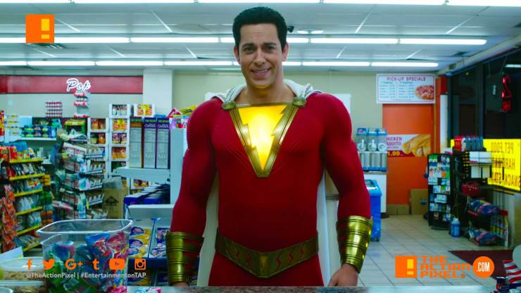 ron cephas, mark strong, dr sivana, shazam!, shazam, captain marvel, dc comics, dc entertainment , entertainment on tap, the action pixel, shazam the wizard, wizard, casting, first look, billy batson