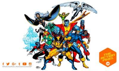 X-MEN, MARVEL, THE ACTION PIXEL, ENTERTAINMENT ON TAP,