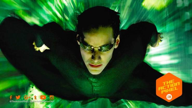 matrix, matrix 4, matrix trilogy, the action pixel, entertainment on tap, keanu reeves
