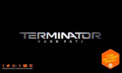 terminator, the terminator , Natalia Reyes ,Mackenzie Davis, linda hamilton, gabriel luna, the new terminator, terminator, arnold schwarzenegger ,the action pixel, entertainment on tap