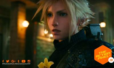 cloud, sephiroth, ffvii, remake, final fantasy, final fantasy 7, final fantasy vii, cloud, krado, sephiroth, square enix,teaser trailer , featured,