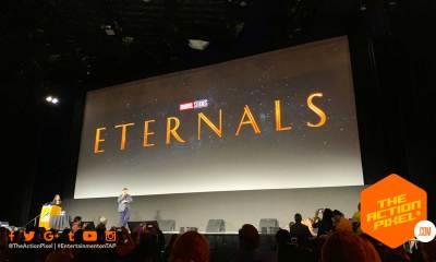 eternals, marvel, the eternals, sdcc, marvel sdcc, entertainment on tap, the action pixel, marvel studios,