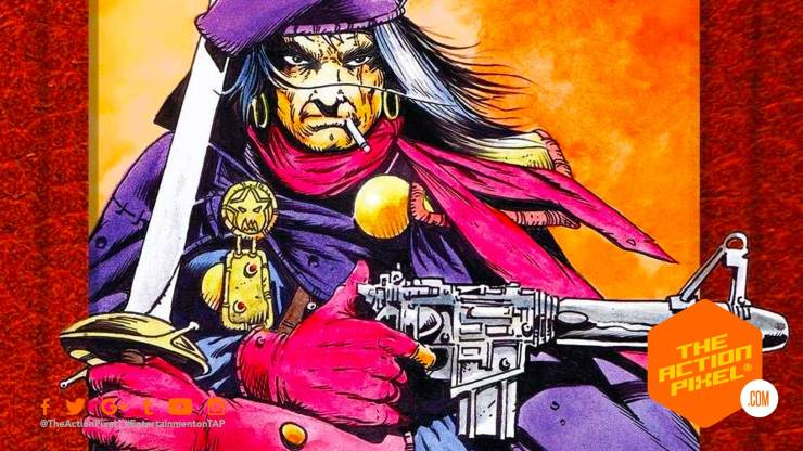 grimjack, comic, russo brothers, produce, the action pixel, gatchaman, battle of the planets, g-force, g force, guardians of space, entertainment on tap, the action pixel, featured,