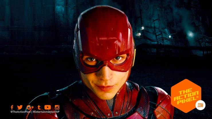 the flash, wb , dc comics, wb pictures, warner bros. pictures, ezra miller, the flash, flash, it, it movie, it chapter two, entertainment on tap, the action pixel, featured