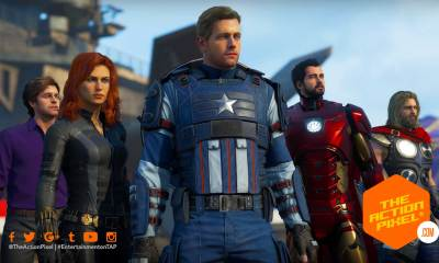 avengers, square enix, square enix marvel's avengers, marvel's avengers, avengers, marvel's avengers worldwide reveal, the action pixel, entertainment on tap, marvel games, marvel comics, e3 2019, e3, electronic entertainment expo, featured, a day, avengers day, gameplay video, featured,