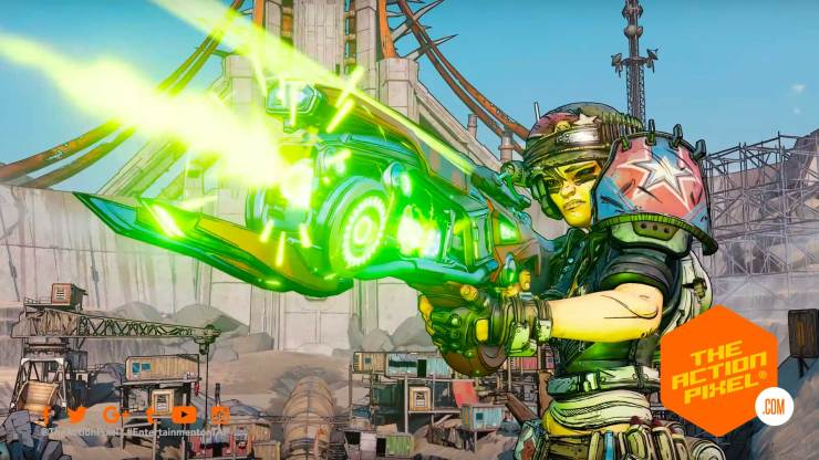 borderlands 3, fl4k, borderlands 3, borderlands, character trailer, amara character trailer, borderlands 3 amara, looking for a fight, borderlands, featured, the action pixel, entertainment on tap, beastmaster, hunter, borderlands are yours,