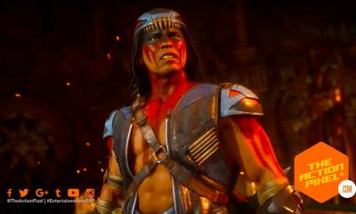 nightwolf, the action pixel, mortal kombat, kombat pack, entertainment on tap, mk, mk 11, mortal kombat 11,