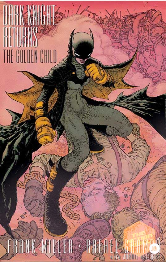dkr, golden child, the golden child, drk: the golden child, dkr 4, dkr, dark knight returns: the golden child, jonathan kent, Rafael Grampá, cover art, frank miller, featured, carrie, batwoman, the master race, dkr 3, dark knight 3, featured,