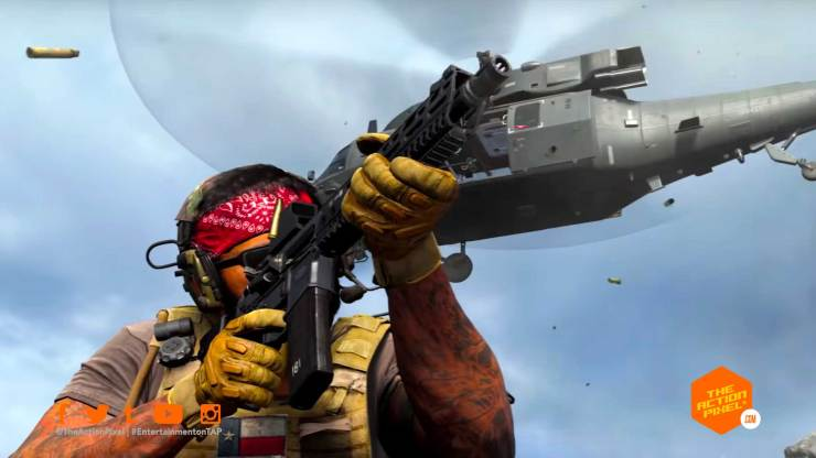 call of duty: modern warfare, special ops, call of duty modern warfare special ops, cod modern warfare special ops, the action pixel, featured, entertainment on tap,