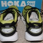 Hoka One One Clifton Heel