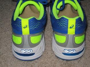Asics Gel DS Trainer 19 Heel
