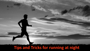 Tips for running at night