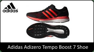 Adidas Adizero Tempo Boost 7 Shoe
